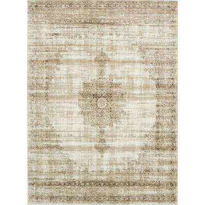 "Cambridge Cream 10'2"" x 13'5"" Rug"