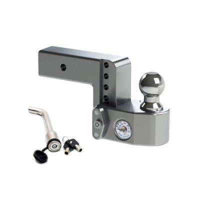4 in. Drop Adjustable Class V Ball Mount
