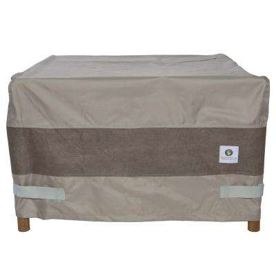 50 in. Elegant Square Fire Pit Cover