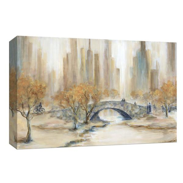 PTM Images 10 in. x 12 in. ''Central Park'' By PTM