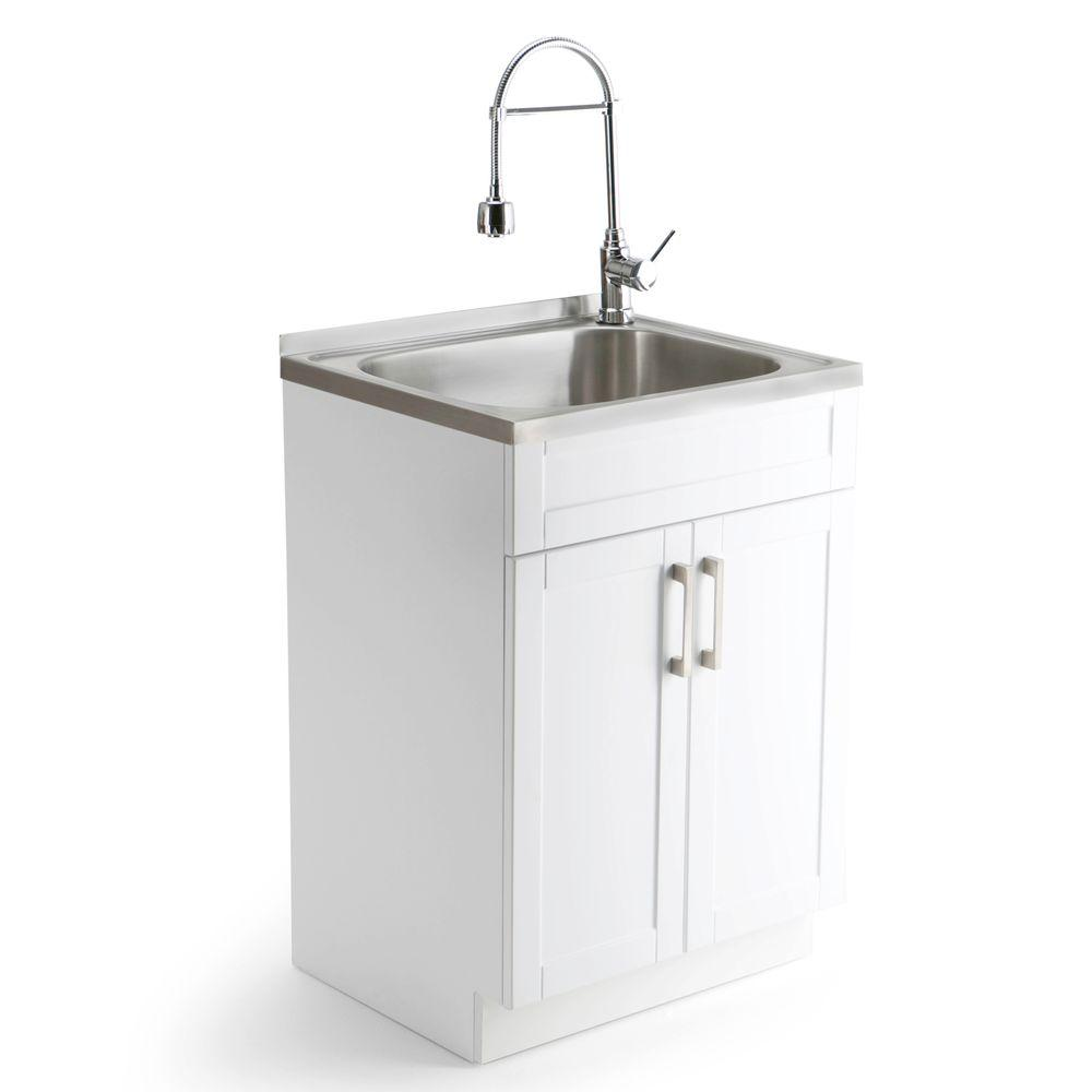 portfolio classic item fiberglass tub laundry w counter space marble