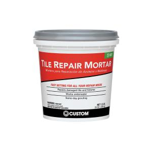 1 5 Lb White Tile Repair Mortar Trmw1