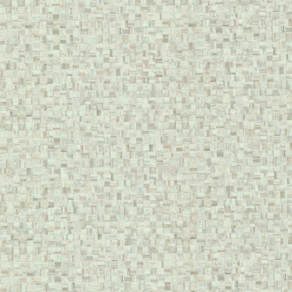 Green Sanaa Paperweave Texture Wallpaper Sample