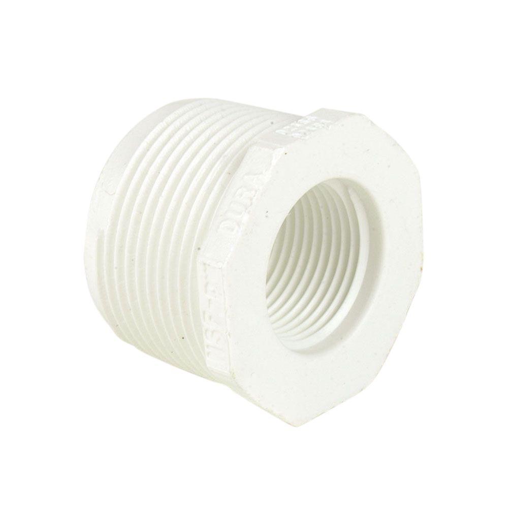 3/4 in. x 1/2 in. Schedule 40 PVC Reducer Bushing