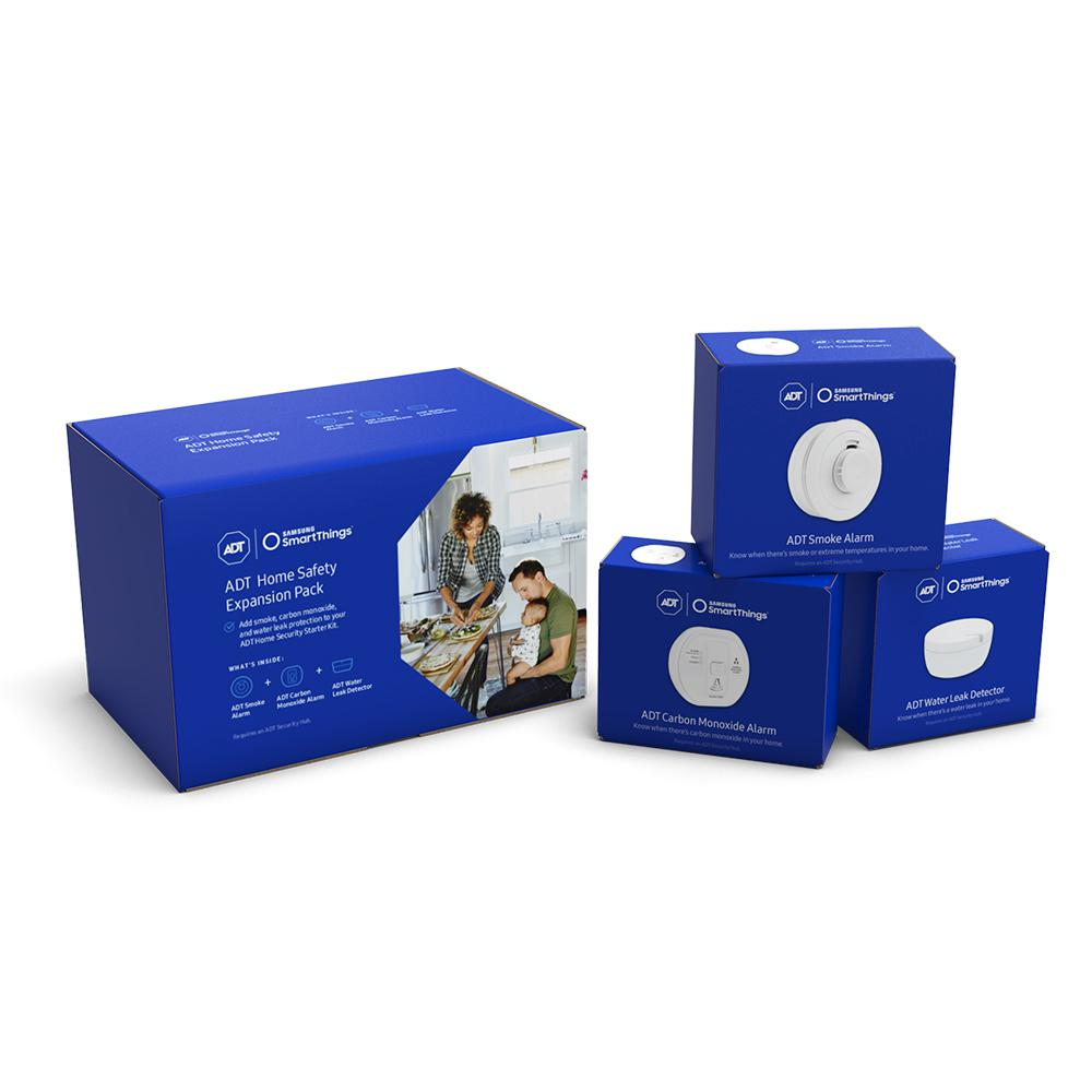 SmartThings ADT Home Safety Expansion Pack