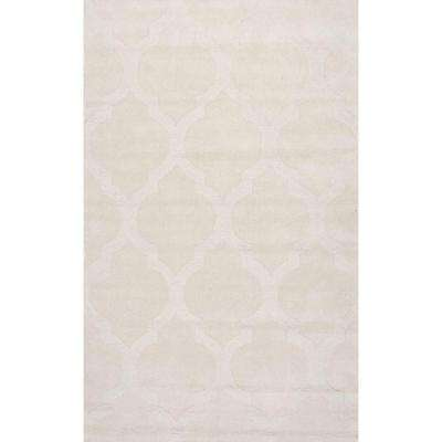 Maybell Cream 8 ft. 6 in. x 11 ft. 6 in. Area Rug