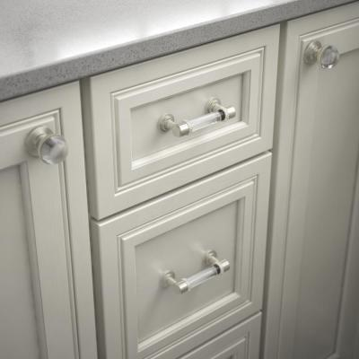Glass Kitchen Cabinet Knobs Glass   CabiKnobs   CabiHardware   The Home Depot