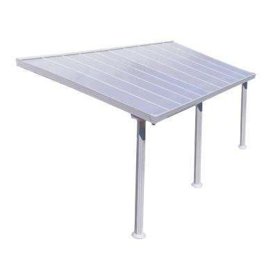 Gala 10 ft. x 20 ft. Patio Cover Awning