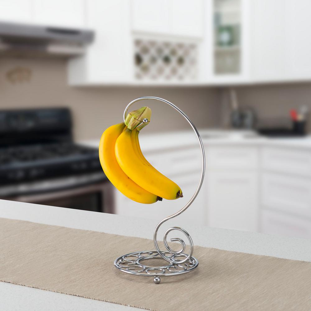 Chrome Banana Holder