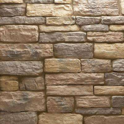 Weathered Edge Stone Monte Vista Flats 150 sq. ft. Bulk Pallet Manufactured Stone
