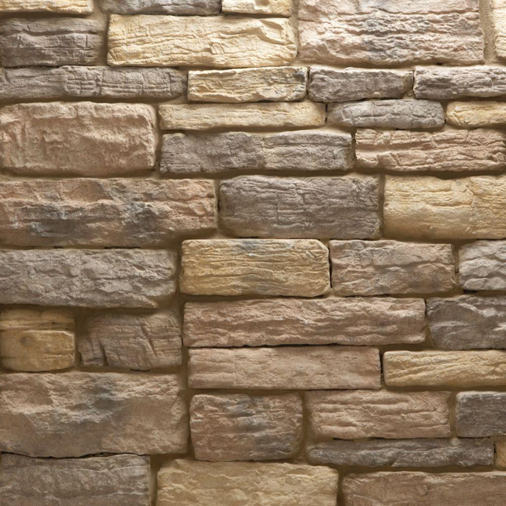 Weathered Edge Stone Monte Vista Flats 150 sq. ft. Bulk Pallet