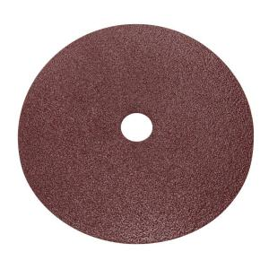 Milwaukee 7 inch 24-Grit Sanding Disc (5-Pack) from Power Sanding Accessories