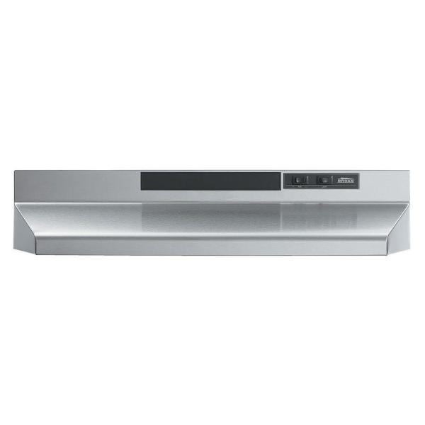 Stainless Steel /& F403004 Insert with Light Exhaust Fan 30-Inch Stainless Steel Broan-NuTone F402404 Insert with Light 24-Inch Exhaust Fan Two-Speed Four-Way Convertible Range Hood