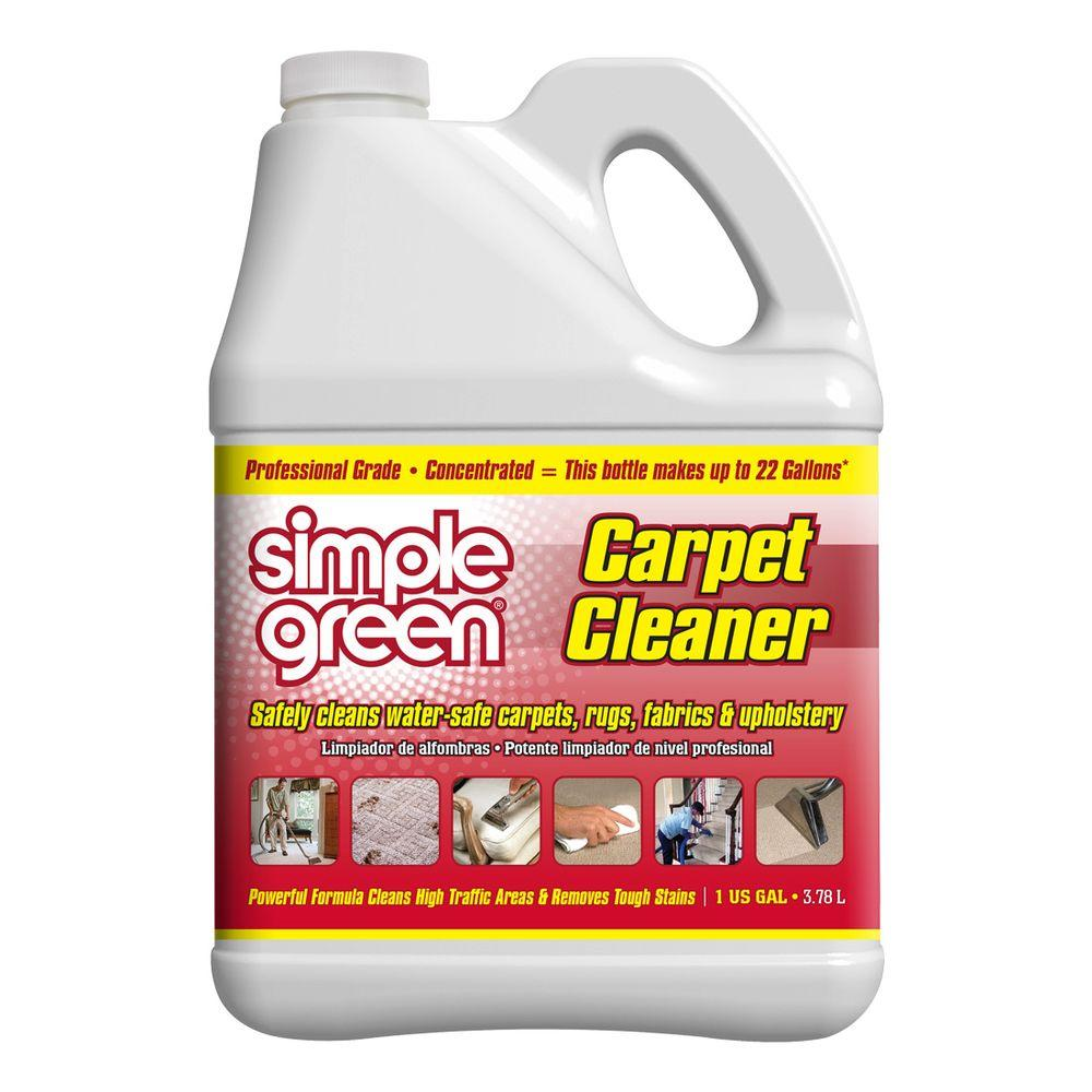 1 Gal. Pro Grade Carpet Cleaner