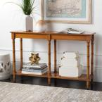Noam Brown Bamboo Console Table