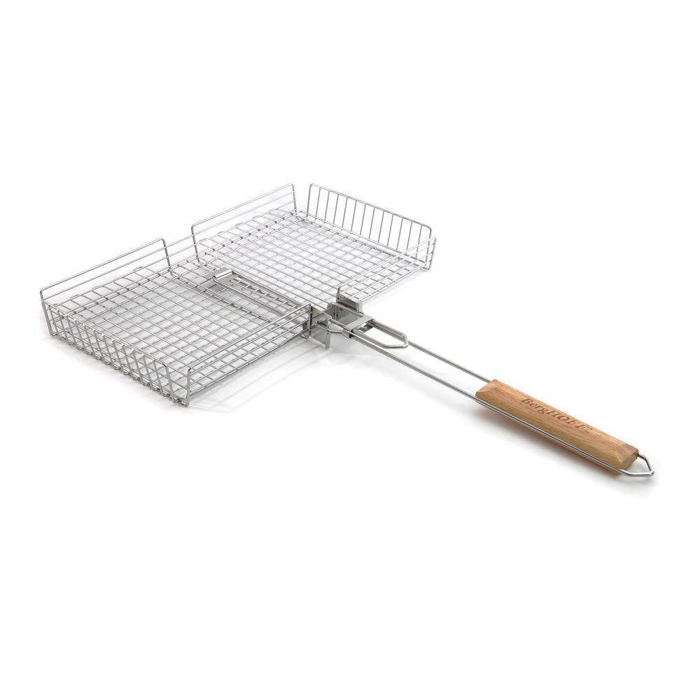 Collect'N Cook Universal Carbon Steel Grill Basket