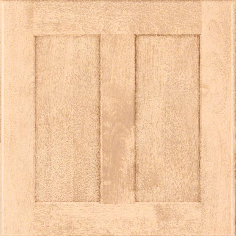 15x15 In Cabinet Door Sample Hamilton Birch Natural