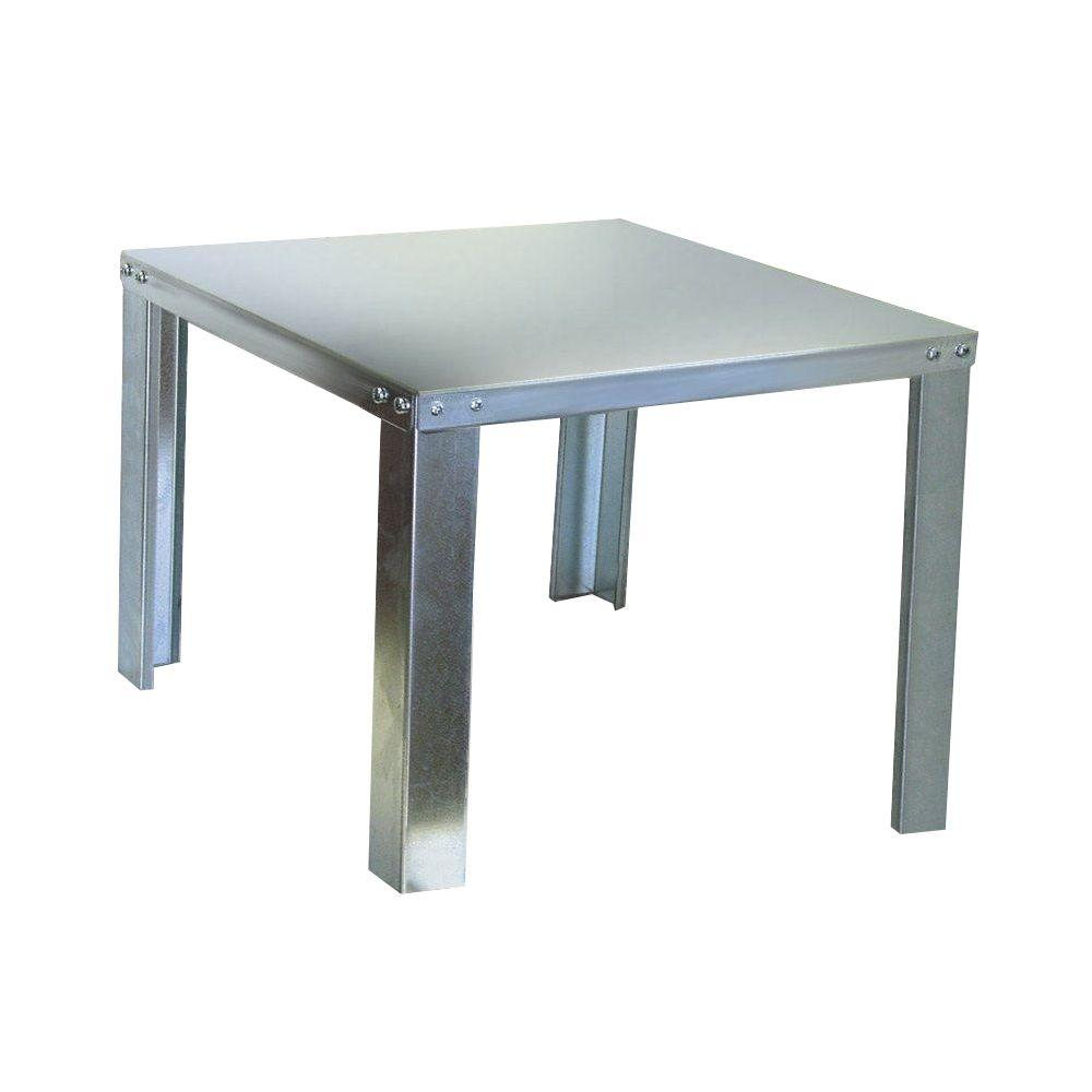 30 in. Water Heater Stand