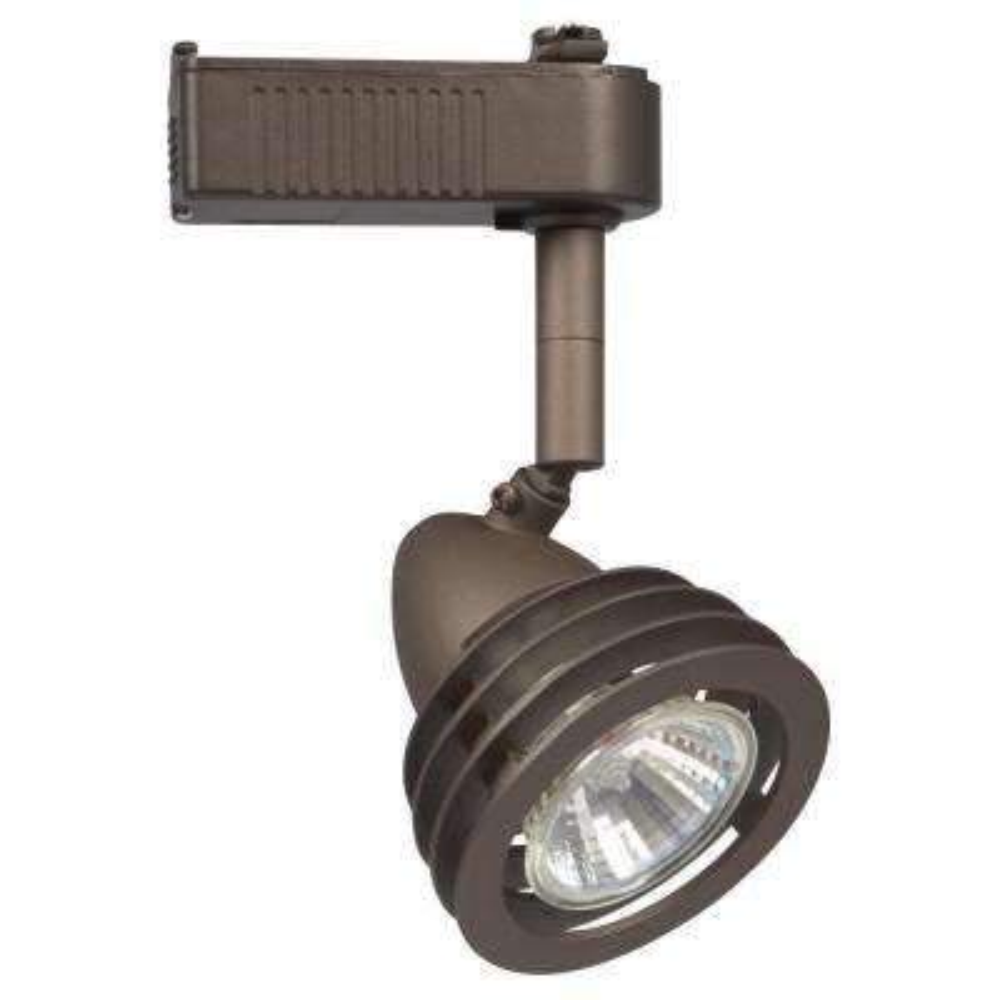 Negron Bronze Directional Track Lighting Head