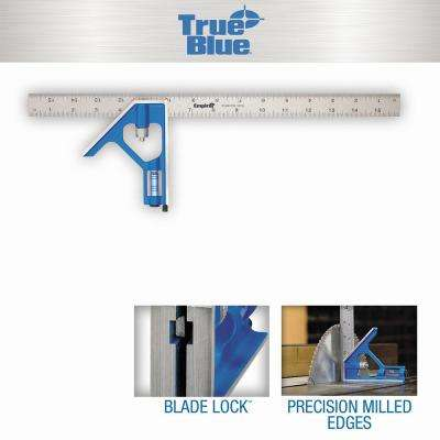 16 in. True Blue Combination Square