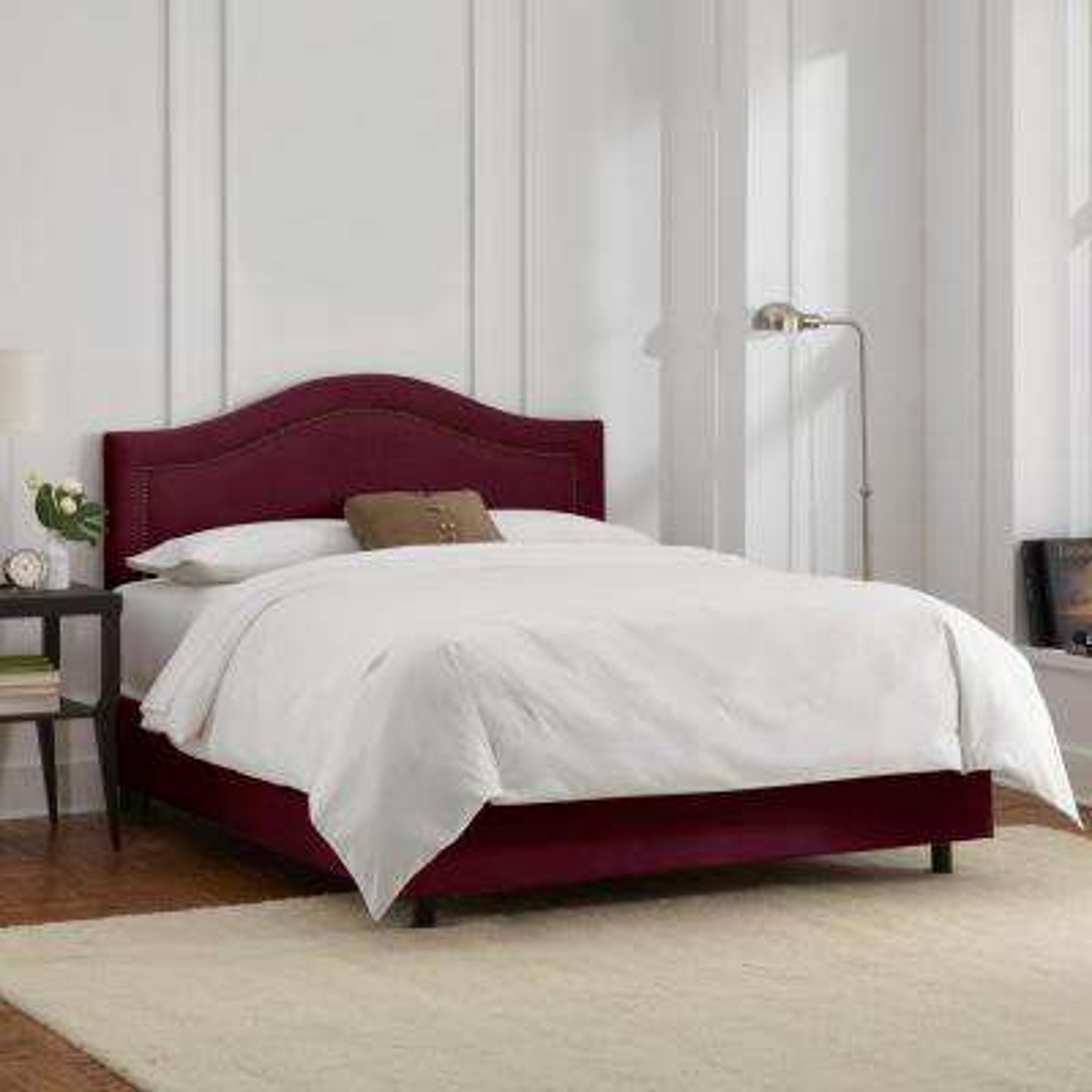 Nailhead Trim - Bed Frame Mounted - California King - Beds ...