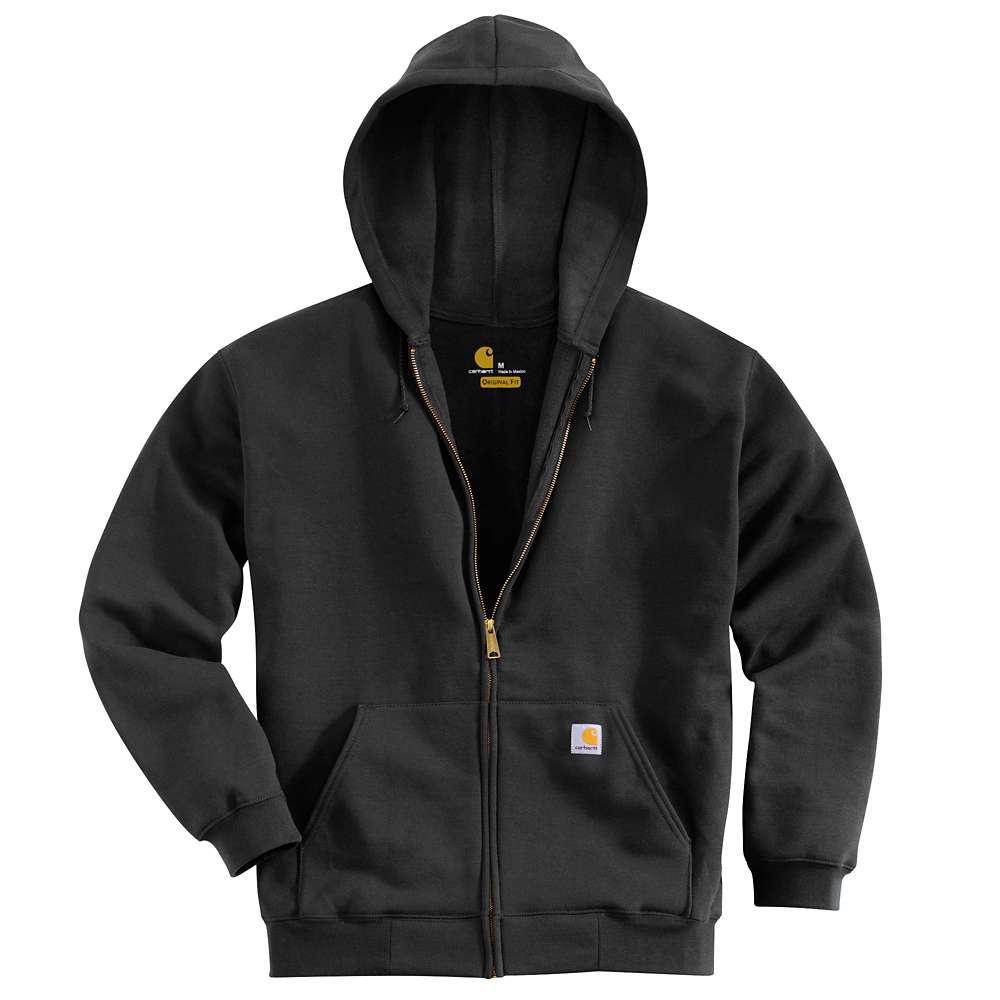 Men's Regular X Large Black Cotton/Polyester  Sweats