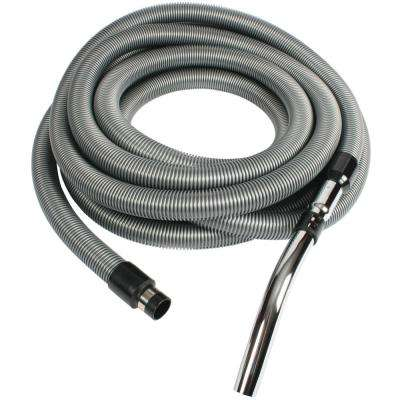 50 ft. Vacuum Hose with 1-1/4 in. Dia and Chrome Handle