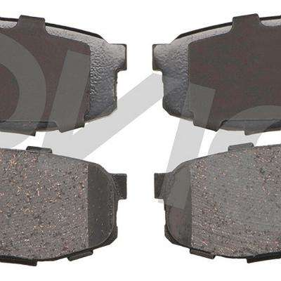 Rear OE Disc Brake Pad Set fits 2007-2016 Toyota Tundra Sequoia Land Cruiser