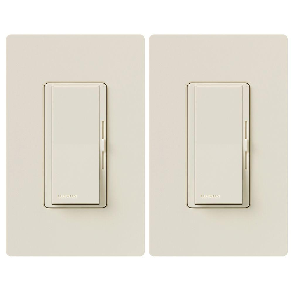 Diva C.L Dimmer Switch for Dimmable LED, Halogen and Incandescent Bulbs,