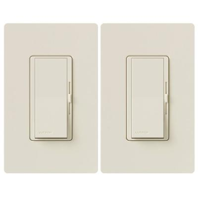 Lutron Diva Cl Dimmer Switch For Dimmable Led Halogen And