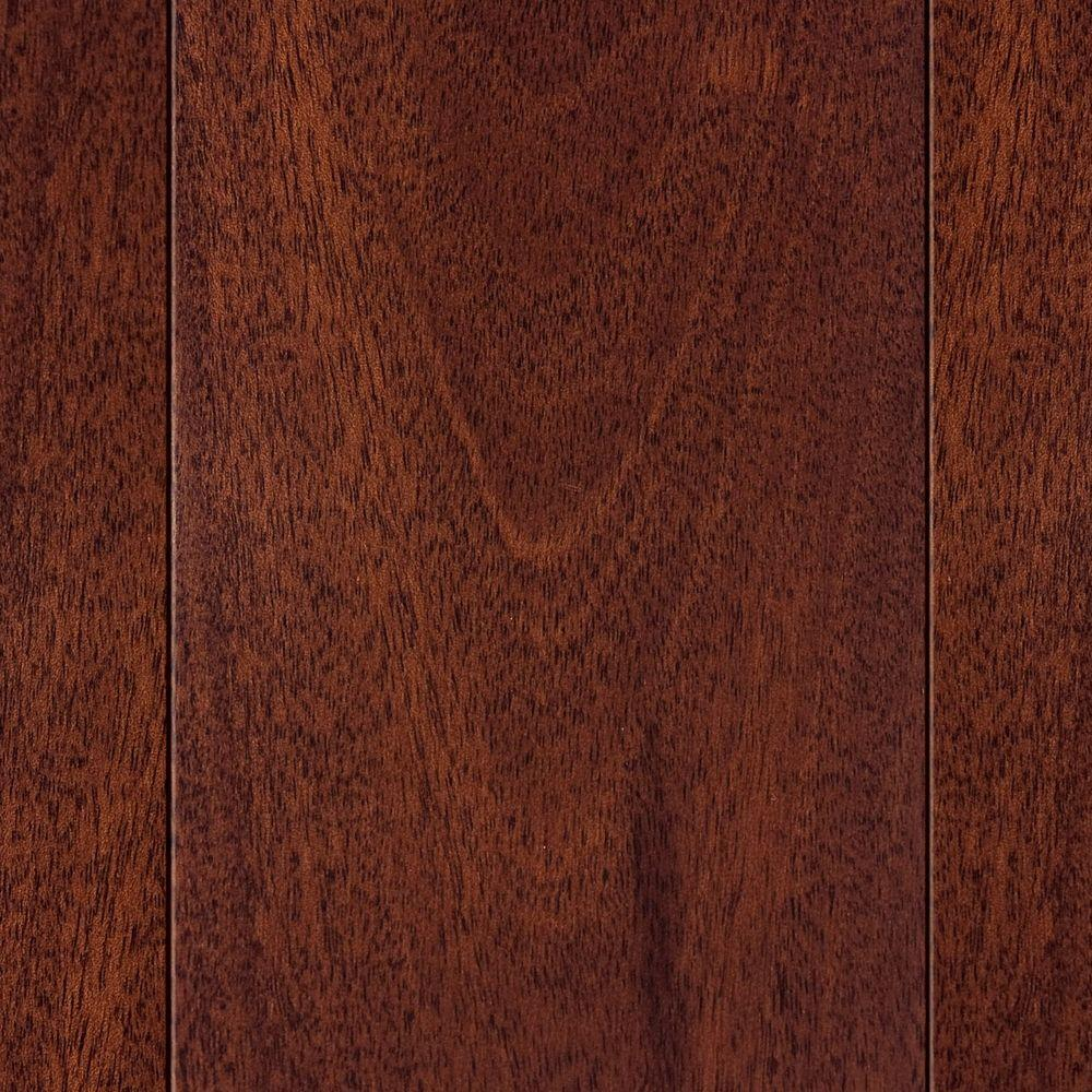Home Legend African Sapele Click Lock Hardwood Flooring - 5 in. x 7 in. Take Home Sample-DISCONTINUED