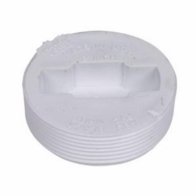 3 in. PVC Recessed Replacement Cleanout Plug