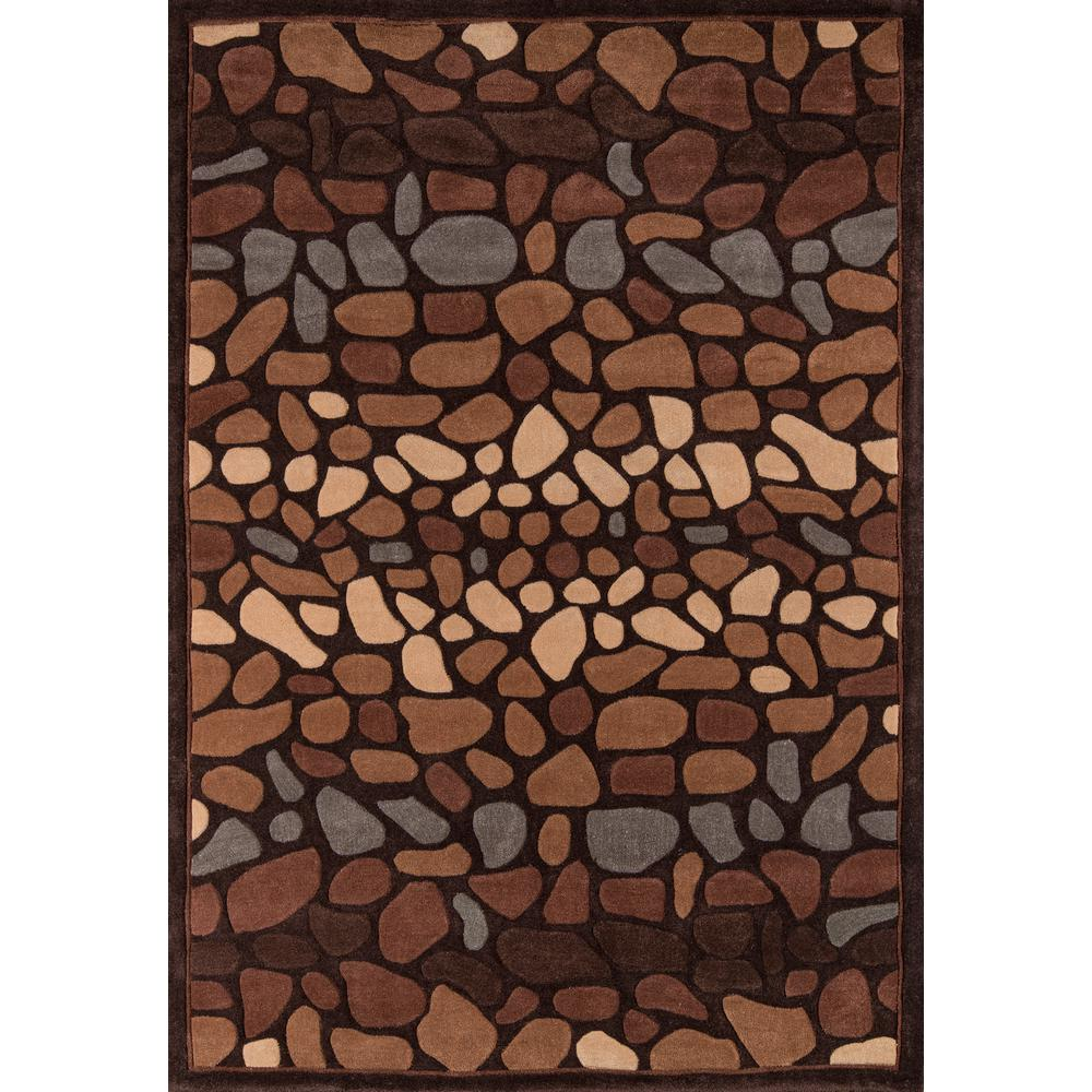 Ibiza Collection Multi 5 ft. x 8 ft. Indoor Area Rug