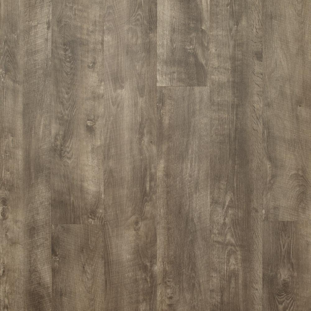 Autumn Harvest Grey Oak 7.5 in. x 48 in. Luxury Rigid Vinyl Plank Flooring 17.55 sq. ft. per Carton