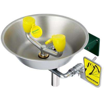 Traditional Series Eye/Face Wash with Stainless Steel Bowl