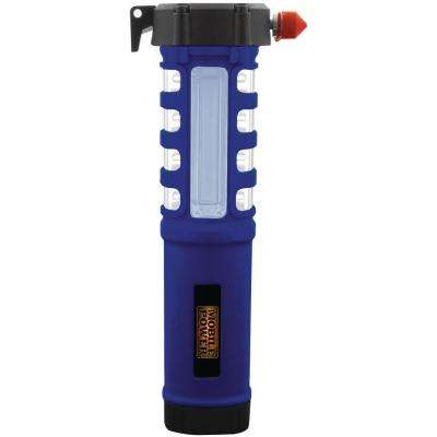 5-in-1 Safety Hammer Tool, Blue