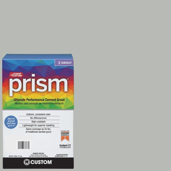 Prism #546 Cape Gray 17 lb. Grout