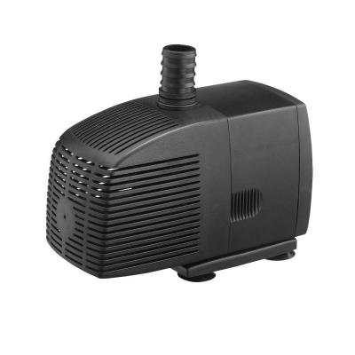 850 GPH Pond Pump for Water Gardening and Water Features