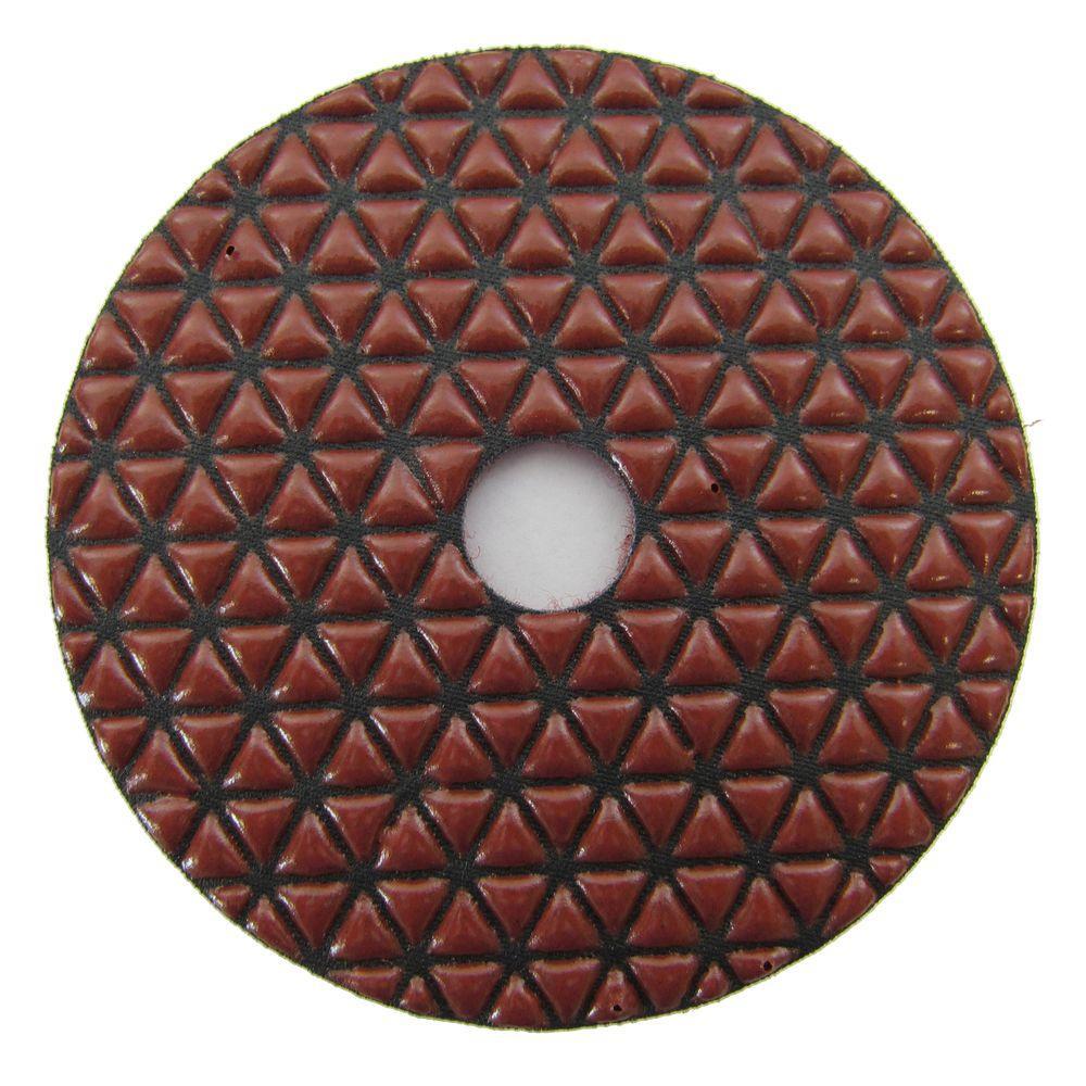 "21 X 3/"" Diamond Floor Polishing Pad Grit 100 and 200 Granite Marble Stone"