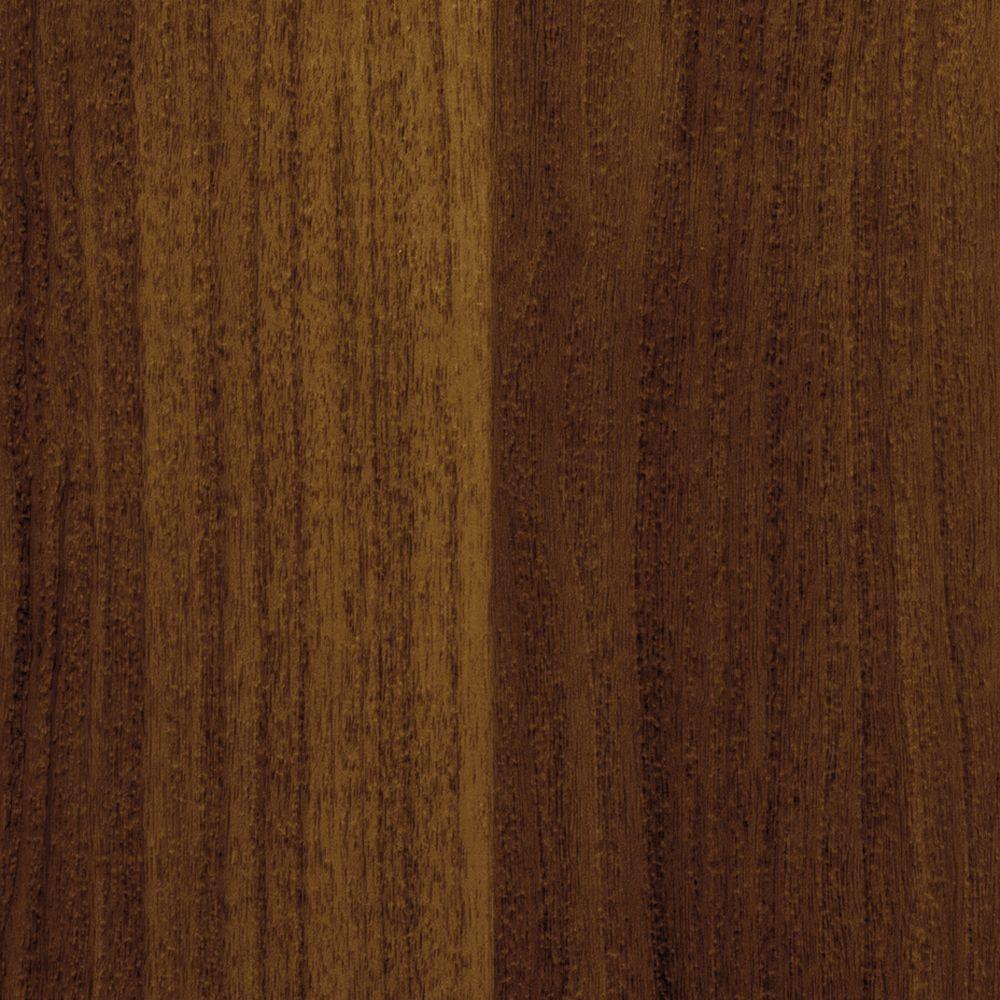 Trafficmaster Take Home Sample Allure Ultra 2 Strip Black Walnut