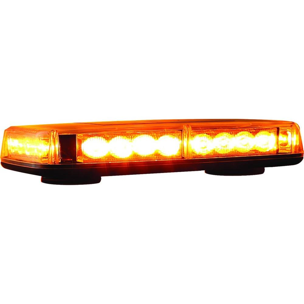 buyers products company 24 led mini light bar 8891040 the home depot