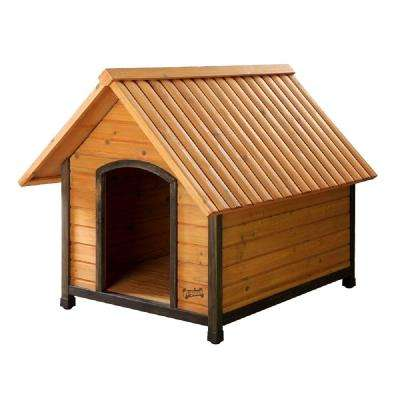 3.8 ft. L x 2.6 ft. W x 3 ft. H Arf Frame Large Dog House