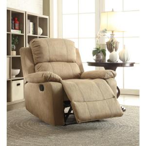 ACME Furniture Brown Bina Memory Foam Recliner