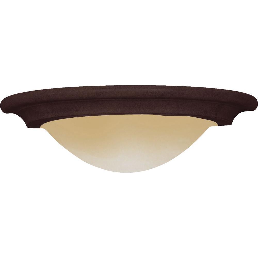 Pacific 1-Light Kentucky Bronze Sconce
