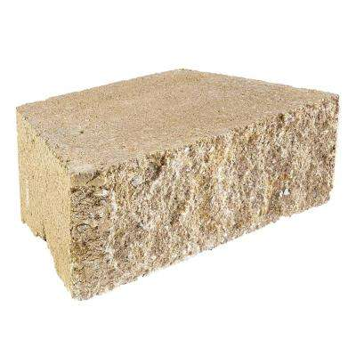 RockWall Small 6.75 in. L x 11.63 in. W x 4 in. H Canyon Blend (144-Piece/46.5 sq. ft./Pallet)