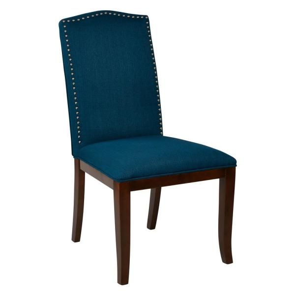 OSP Home Furnishings Hanson Klein Azure Dining Chair
