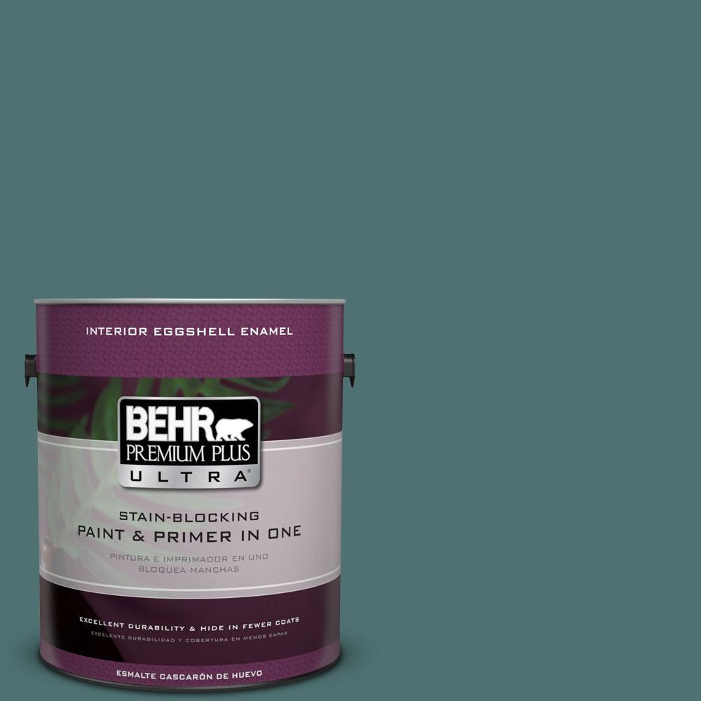 #S440-6 Tealish Paint