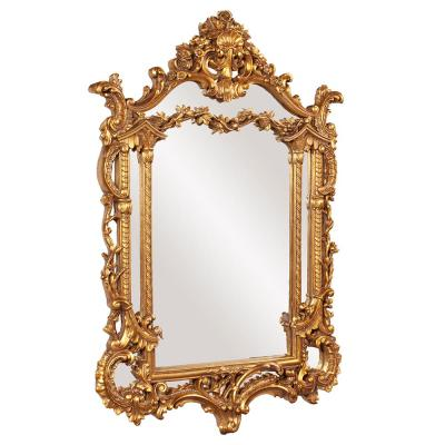 e576a20922 Gold metallic - Mirrors - Home Decor - The Home Depot