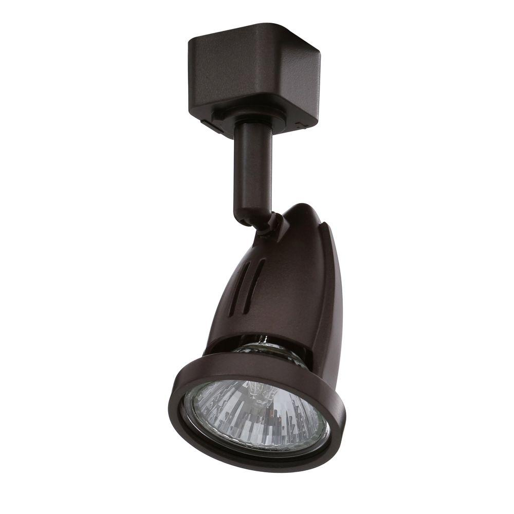 Juno Odyssey Gu10 Bronze Track Lighting Head