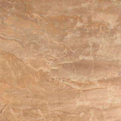 Onyx Noche 18 in. x 18 in. Glazed Porcelain Floor and Wall Tile (15.75 sq. ft. / case)
